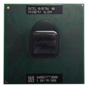 Процессор Intel Celeron T3000 @ 1.80GHz/1M/800