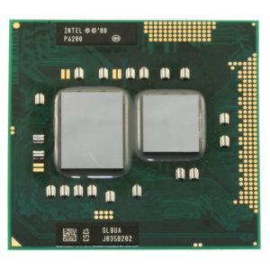 Процессор Intel Pentium P6200 @ 2.13GHz/3M