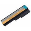 Аккумуляторная батарея Lenovo LO806D01 для ноутбуков LENOVO G430, G450, G455A, G530, G550 11.1V 5200mAh