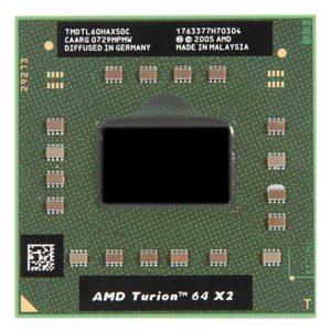 Процессор AMD Turion 64 X2 Mobile TL-60 2x2000MHz (TMDTL60HAX5DC) Б/У