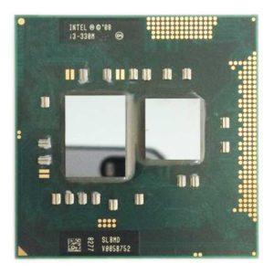 Процессор Intel Core i3-330M @ 2.13GHz/3M (SLBMD) Б/У