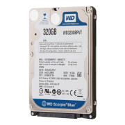 "Накопитель (HDD) 2.5"" 320 Gb WD Scorpio Blue WD3200BPVT 5400 rpm 8 МБ SATAII"
