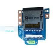 Плата картридера + шлейф для Acer Aspire 5552G, 5741, 5742G, Emachines E642/ Packard Bell TE11, Packard Bell TE11HC, Gatewey NV53A (NEW70 LS-5898P)