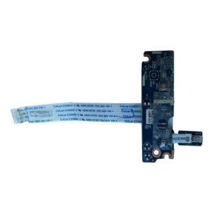 Кнопка включения, старта, запуска со шлейфом для ноутбука Acer Aspire 5251, 5252, 5551, 5741, 5742, eMachines E640, E642, Packarf Bell NEW91 (LS-5893P, NBX0000NG00)