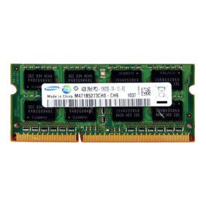 Модуль памяти SO-DDR3 4Gb PC-10600 1333 Mhz Samsung