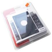 Переходник для подключения HDD в отсек привода ноутбука SATA-IDE (Second HDD Caddy)