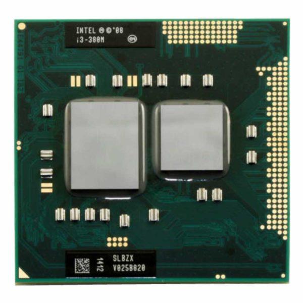 Процессор Intel Core i3-380M @ 2.53GHz/3M