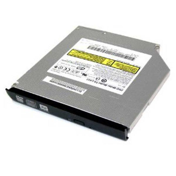 Привод для ноутбуков Toshiba-Samsung TS-L633 Black INT DVD+/-RW SATA Slim внутренний