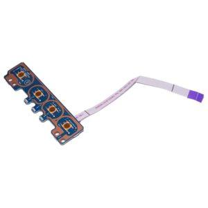Плата кнопок запуска и включения для ноутбука Sony VPC-EH, Sony VPCEH (DA0HK1PI6C0, SWX-368) + шлейф (HAMBURG-SH-HF E235863)