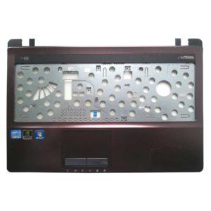Верхняя часть корпуса для ноутбука ASUS K53S (13GN3C4AM012-1, 13GN3C10M01X-4, 13GN3C30P020-9-1) + тачскрин со шлейфом
