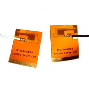 Антенна с кабелем для подключения к модулю Wi-Fi к ноутбукам Acer Aspire 5250, 5251, 5253, 5336, 5551, 5551G, 5552, 5552G, 5736, 5741, eMachines E442  (48.EJOZ.3GA.A01,48.EJT1R.4GA.A01, DC33000OE20, DC33000OE30)