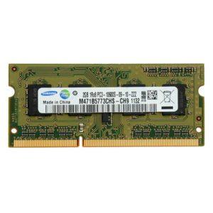 Модуль памяти SO-DIMM DDR3 2Gb PC-10600 1333 Mhz Samsung SEC-1