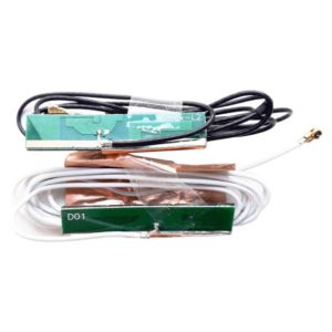 Антенны с кабелями Wi-Fi для ноутбука Asus K52, A52, X52 (Wimax-L2, D01)