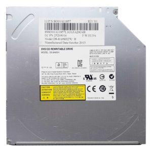 Привод для ноутбука DVD+/-RW Philips & Lite-on DS-8A9SH 8X SATA 12.7 мм для ноутбука Lenovo G500, G505, B590 без панели (DS-8A9SH27C, 25209016)