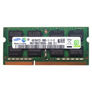 Модуль памяти SO-DIMM DDRIII 4Gb PC-12800 1600 Mhz Samsung
