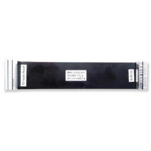 Шлейф подключения платы USB, AUDIO к материнской плате ноутбука Sony PCG-61211V, VPCEA4M1R 46-pin 135×25 мм (M961 AUDIO FFC, 364-0001-732_B)