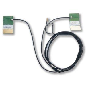 Антенна Wi-Fi + кабель для ноутбука Samsung R519, R520, R522, R525, R538, R540, R730, RV410, RV508, RV510, N130, N140, NP-R519, NP-R520, NP-R522, NP-R525, NP-R538, NP-R540, NP-R730, NP-RV410, NP-RV508, NP-RV510, NP-N130, NP-N140 (BA42-00216A, BA42-00236A, WLAN_L650_A00, WLAN_R650_A00, 48.EHD05.3GA,A00, 48.EHD04.3GA,A00)