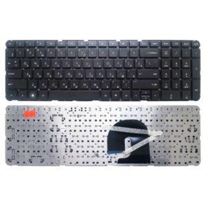 Клавиатура для ноутбука HP dv7-4000, dv7-5000 Black Черная без рамки (OEM)