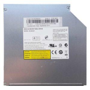 Привод DVD+/-RW SATA Philips & LiteOn 8x SATA 12.7 мм для ноутбука Samsung R525, R528, R530, R538, R540, RV508, RV510, NP-R525, NP-R528, NP-R530, NP-R538, NP-R540, NP-RV508, NP-RV510 без панели (DS-8A5SH, DS-8A5SH25C) Б/У