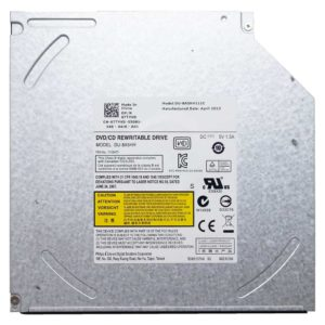 Привод DVD-RW Philips & Lite-on SATA 9.5 мм для ноутбука Dell Inspiron 3721, 3737 без панели (DU-8A5HH, DU-8A5HH111C, 0TTYK0, CN-0TTYK0, 0HF6Y2, CN-0HF6Y2)