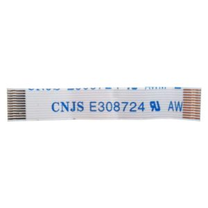 Шлейф платы SATA привода ноутбука Samsung R525 12-pin 40 мм (CNJS E308724)