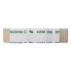 Шлейф тачпада 12-pin 30×7 мм для ноутбука Asus K40, K50, K60, K70, F52, F82, PRO5, X5, X70 (YOUNGSHIN-C AWM 2896 30V 80C VW-1)