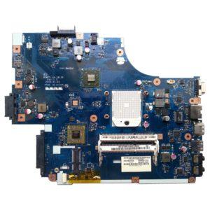 Материнская плата ноутбука eMachines E440 (NEW75 LA-5912P Rev:1.0, NEW85 A02) под восстановление