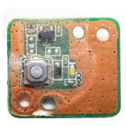 Плата кнопки включения, старта, запуска ноутбука HP G62, G72, Compaq CQ62 (01013JU00-575-G)