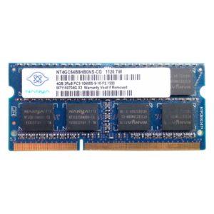 Модуль памяти SO-DDR-III 4Gb PC-10600 1333 Mhz Hanya
