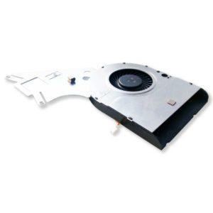 Вентилятор 3-pin DC5V 2.25A с радиатором для ноутбука Acer Aspire E1-510, E1-510P, E1-410G (MF60070V1-C250-G99, AT12R001SS0)