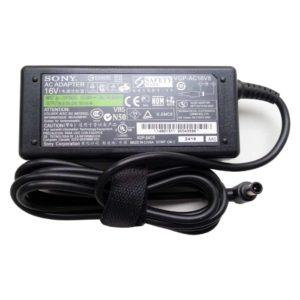Блок питания для ноутбука Sony 16V 3.75A 60W 6.5x4.4 с иглой Original Оригинал (VGP-AC16V8, ADP-64CB)