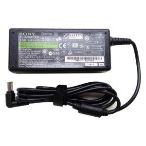 Блок питания для ноутбука Sony 16V 4A 60W 6.5x4.4 с иглой Original Оригинал (VGP-AC16V8, ADP-64CB)