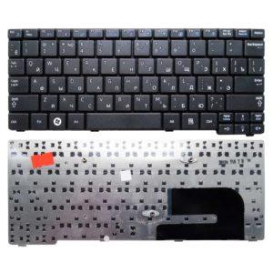 Клавиатура для ноутбука Samsung N102, N128, N140, N143, N144, N145, N148, N150, N158, NB20, NB30, NB30 Plus Black Чёрная (OEM)