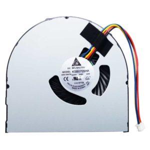 Вентилятор для ноутбука Lenovo IdeaPad B480, B480a, B490, B580, B590, M490, M490s, M495, V480, V480c, V480s, V580, V580c, E49, K49 4-pin (OEM) Тип 2, Тип B, Версия 2
