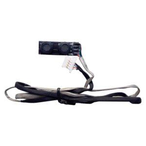 Кабель с микрофоном для ноутбука MSI S30, MS-1358, 0M-049, 0M-007, 0M-080 5-pin 450 мм