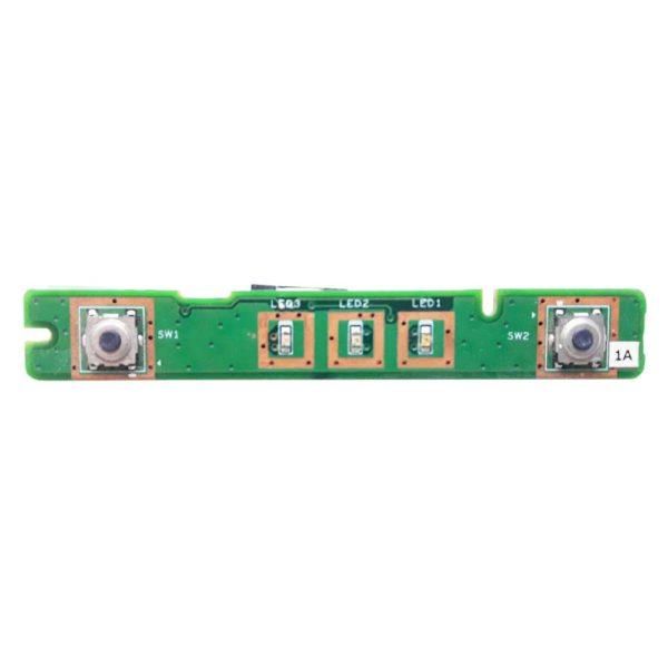 Плата кнопки включения, старта, запуска ноутбука Dell Inspiron 1525, PP29L (48.4W004.011, 07531-1, DS2 PDB BOARD)