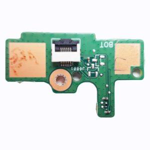 Плата кнопки включения, старта, запуска ноутбука Asus X55, X55A, X55L, X55C, X55SR, X55SV, X55U, X55VD (60-NBHPS1000-F01)
