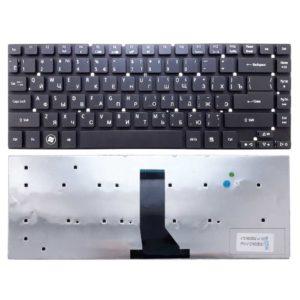 Клавиатура для ноутбука Acer Aspire ES1-511, E1-410, E1-410G, E1-422, E1-422G, E1-432, E5-411, ES1-421, ES1-431, 3830, 4830 Black Черная (V121602ES2)