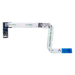Плата LED индикации со шлейфом 4-pin 93×5 мм для ноутбука HP Pavilion g6-1000, g6-1xxx, g7-1000, g7-1xxx (DA0R22YB6E0, 36R22LB0010)
