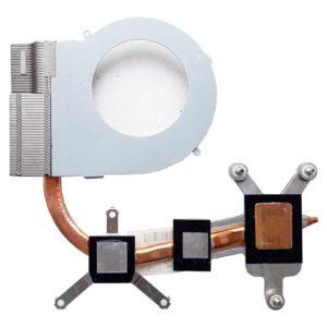 Термотрубка, радиатор для ноутбука HP Pavilion g6-1000, g6-1xxx (643363-001, 4GR25HSTP30, KPTR25)