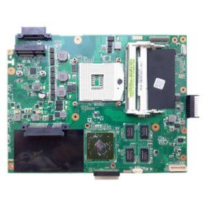 Материнская плата для ноутбука Asus K52J, A52J (K52JR MAIN BOARD REV.2.2, K52JE (0211A) 60-NZMMB1000-C21, 69N0ILM10C21)