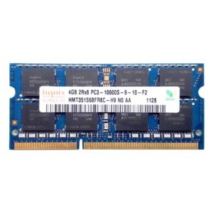 Модуль памяти SO-DIMM DDR3 4 ГБ PC-10660 1333 Mhz Hynix
