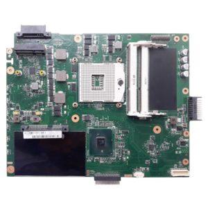 Материнская плата для ноутбука Asus K52F Video Intel HD Graphics (60-NXNMB1000, K52F MAIN BOARD, Е04K52F) под восстановление