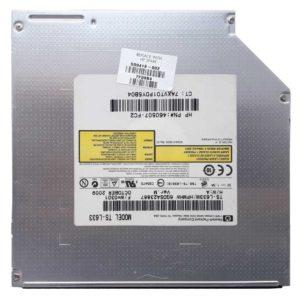 Привод DVD+/-RW HP LS-L633 8x SATA 12.7 мм для ноутбука HP Pavilion dv6-1000, dv6-2000, dv6t-1000, dv6t-2000 без панели (TS-L633M/HPMHW, 460507-FC2, 509419-002)