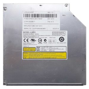 Привод DVD+RW Panasonic UJ8D1 для ноутбука Lenovo G500, G505 8x SATA 12.7 мм без панели (PPD-UJ8D1, 0C19787, 25209017) Б/У