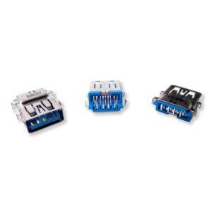 Разъем USB 3.0 для ноутбука Acer Aspire 5750, 5755, TimelineX 3830, 3830T (U3J018)