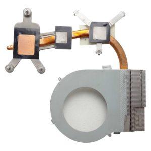 Термотрубка, радиатор для ноутбука HP Pavilion g6-1000, g6-1xxx (4GR25HSTPA0, 643363-001, RSI R25A)