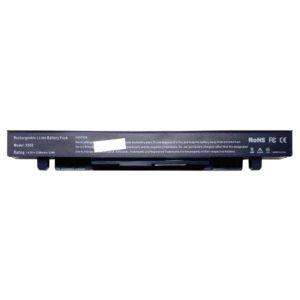 Аккумуляторная батарея для ноутбука Asus X550, X552, A450, A550, D450L, D451V, D452C, D452E, D452V, D551E, D552C, D552E, D552V, E450C, E550C, F450, F450J, F450L, F450V, F452C, F452E, F550, F552, K450, K550, K551LA, P450, P550, P552E, Pro450V, Pro550C, R409, R411C, R412E, R412V, R510, R512C, R513C, R513E, 513V, X450, X452, X501, X501XB815A, X501XB82A, X501XC60U, X501XE45U, X501XI235A, X550, X551CA, X552C, X552E, X552V, Y481C, Y481V, Y482C, Y482E, Y581C, Y581L, Y582C 14.8V 2200mAh 33Wh Black Черная (X550)
