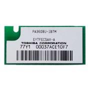 Модуль беспроводной связи Блютуз Bluetooth для ноутбука Toshiba Satellite A200, A205, A210, A215, M200, M205, A300D, U300, U305, X205, Satellite Pro A210, M205, Portege M700, Qosmio F40, F45, G45, Tecra A9, M9 (PA3608U-1BTM, EYTFECSAX-A)