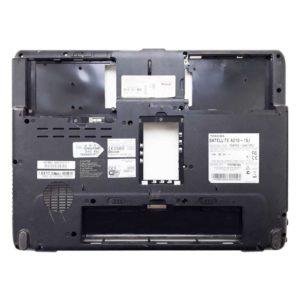 Нижняя часть корпуса ноутбука Toshiba Satellite A210, A215 (V000100520, 6051B0148301, 6051B0148302, 6051B0148303)